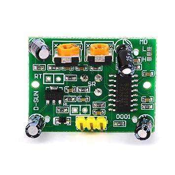 módulo de sensor de infrarrojos HC-SR501 PIR