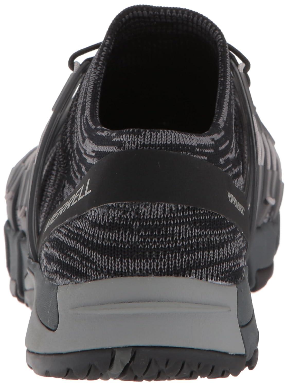 Merrell Women's Bare Access Flex B(M) Knit Sneaker B071JPPS8R 11 B(M) Flex US|Black-w bc7f02