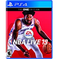 NBA Live 19 The One Edition PS4 Digital