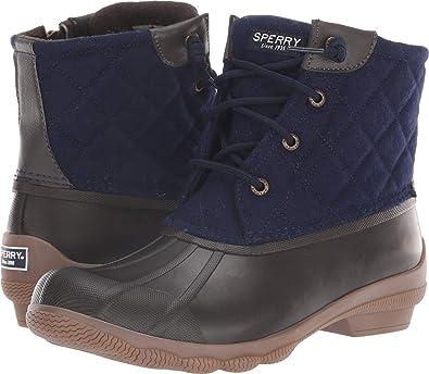 0b54add5f Amazon.com | Sperry Top-Sider Syren Gulf Wool Duck Boot Women's | Boots
