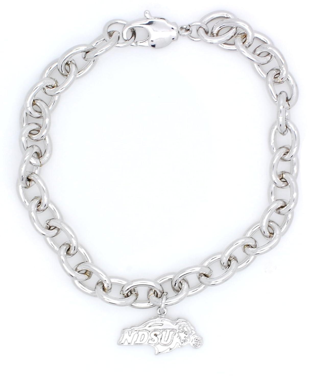 バイオレットVictoria &ファンスターNDSUジュエリーとヘッドバンド – Best NDSUジュエリーAmazonで – 多くのデザイン – クリスタル B07BNB69LV Charm Bracelet