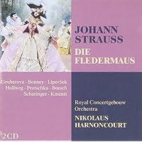 Strauss, Johann II : Die Fledermaus