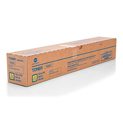 Konica Minolta TN-324Y Original Toner Cartridge - Yellow - Laser - High Yield - 26000 Pages - 1 Pack : Office Products