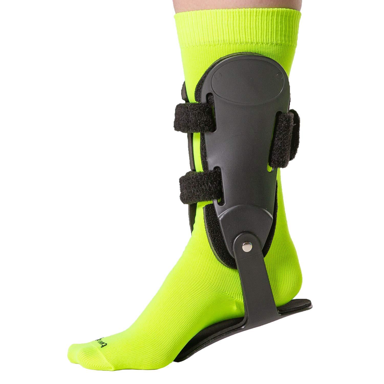 Amazon.com: BraceAbility Rigid Hinged Ankle Stabilizer