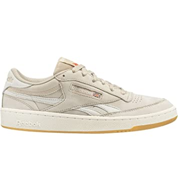 fa95a990a2c Reebok Revenge Plus TL Trainers, Men, Beige – (Cork/Chalk/Excellent
