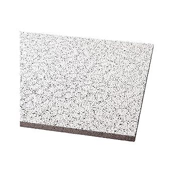 "Amazon.Com: Acoustical Ceiling Tile 48""X24"" Thickness 5/8"", Pk12"