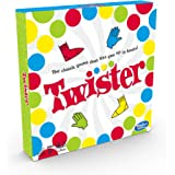 Twister Game, Party Game, Classic Board Game for 2 or More Players, Indoor and Outdoor Game for Kids 6 and Up, Packaging may