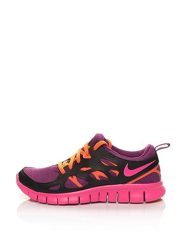 size 40 123e0 77ab2 NIKE Free Run 2 (Gs), Herren Sneaker violett EU 37.5: Amazon.de ...