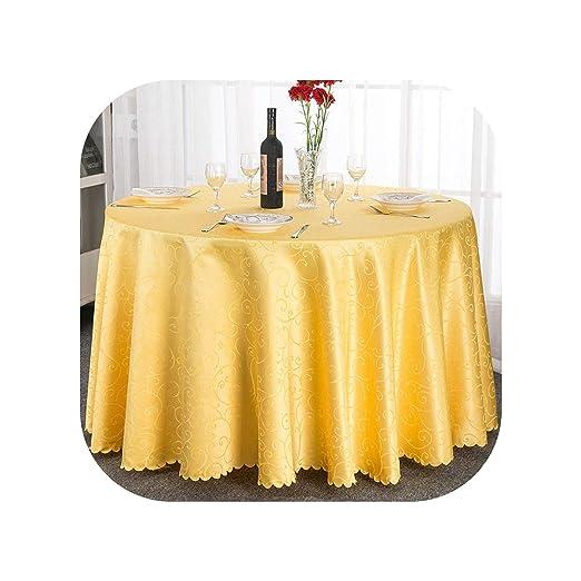 private-space-Aurelie Tablecloths Manteles Redondos para ...
