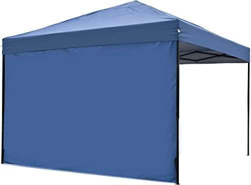 GOJOOASIS 10×10 EZ Pop Up Canopy Tent Instant Shelter