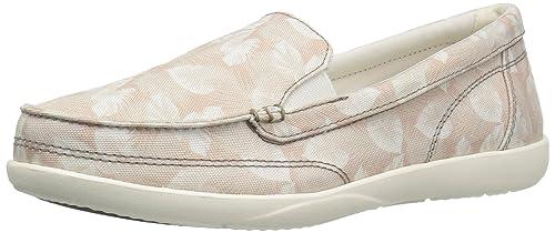 f89818a0940 crocs Women s Walu II Canvas Graphic W Boat Shoe  Buy Online at Low ...