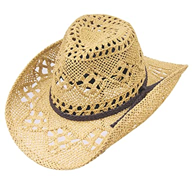 eb6267624 Aisa Women Straw Knitting Vintage Cap Wide Brim Sun Hat Exquisite ...