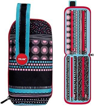 Kit 4 Estuches Con Contenido Super Heroes Rosa Milan 08872shpc: Amazon.es: Juguetes y juegos