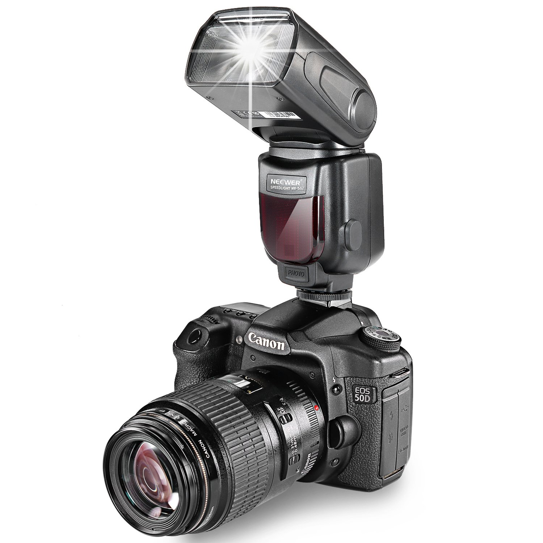 Neewer E TTL Speedlite Blitz für Canon Amazon Kamera