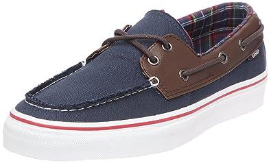 mens vans zapato del barco
