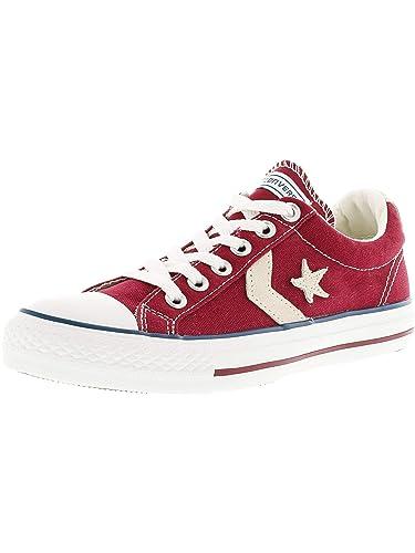 converse star player canvas ox ev