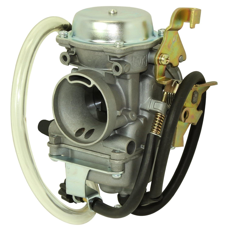 amazon com: caltric carburetor fits kawasaki bayou 300 klf300c klf 300c 4x4  1989-1995: automotive