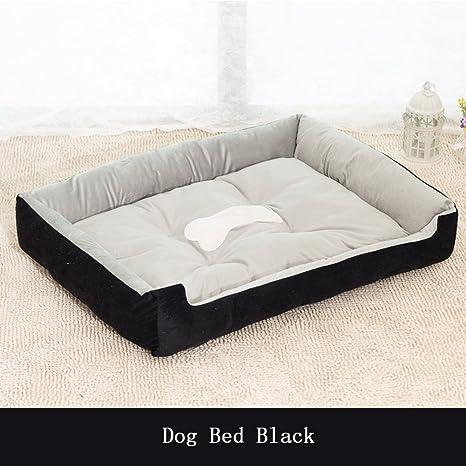fittoway mascota suministros de la perrera nido para gatos y perros gamuza de Oxford cama forma