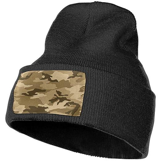 Butterfly Rain Mens Womens Army Camouflage Unisex Beanie Hat Warm ... d4640b7dcf