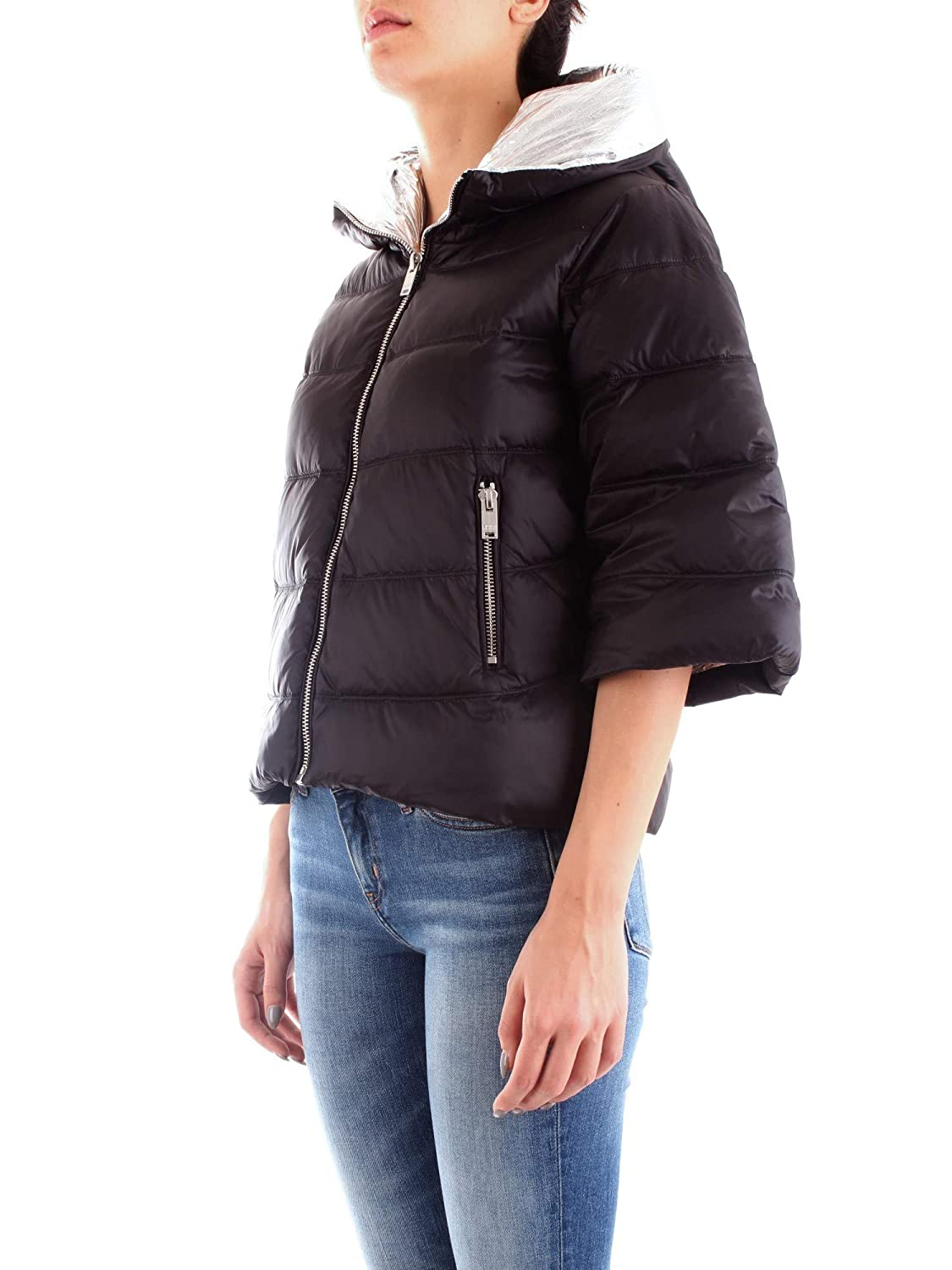 PGA19058PIHB Blk SILVIAN HEACH COLLECTION Giacca Invernale Donna MOD