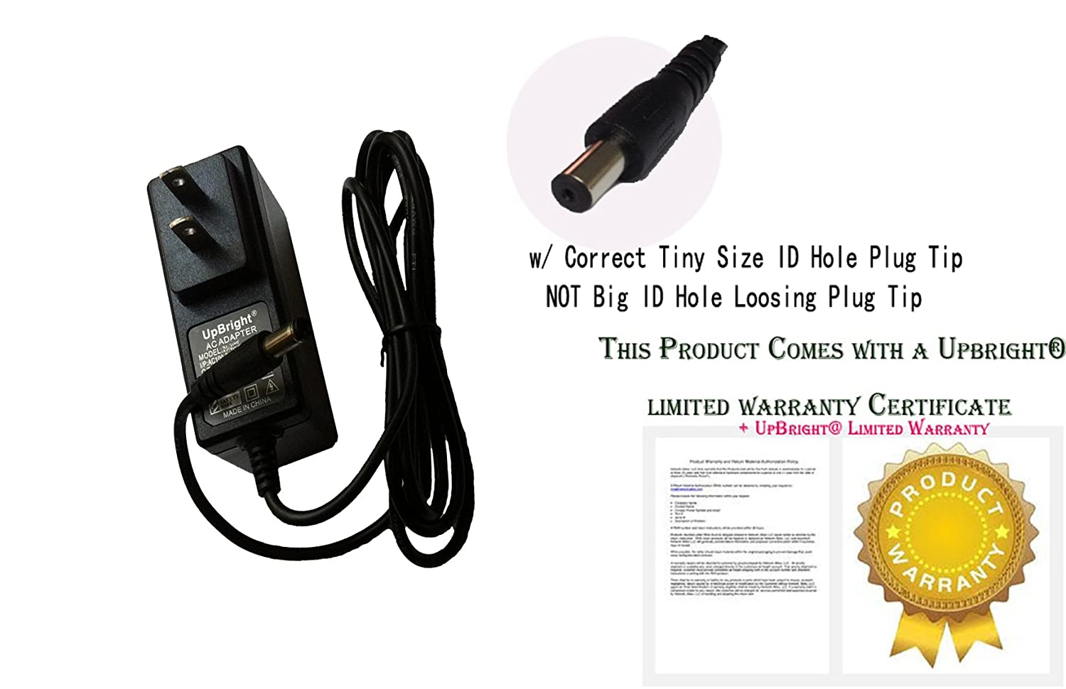 Upbright New 12v 1500ma Ac Dc Adapter Replacement For Download Image Converter To 110v Circuit Pc Android Iphone Casio Ad 12ul Ver No Tj2 Tc1 Ad12m3 Piano Keyboard Dc12v 12vdc