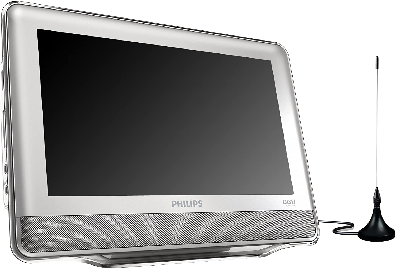 Philips PT9000/12 TV portátil LCD digital de 9