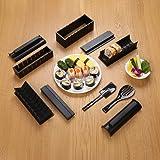 Sushi maker kit - 10 Piece DIY sushi set - facile e divertente per principianti - Sushi corredo del creatore - sushi roll Maker - Maki rotoli