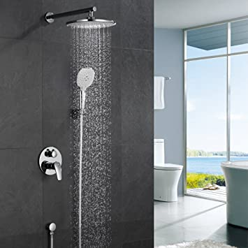 regendusche set grohe grohe tempesta ii duo shower. Black Bedroom Furniture Sets. Home Design Ideas