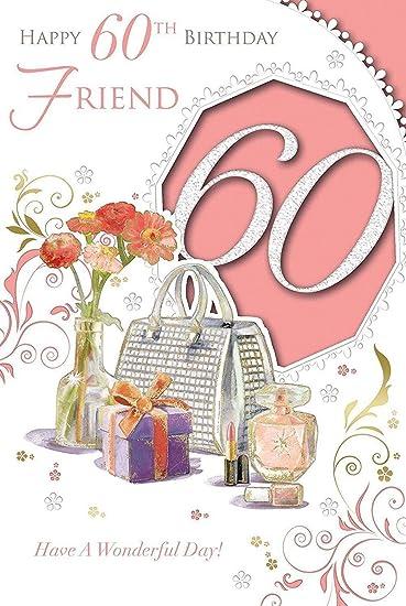 Amazon.com: Xpress Yourself hembra amigo 60 ¡Feliz ...