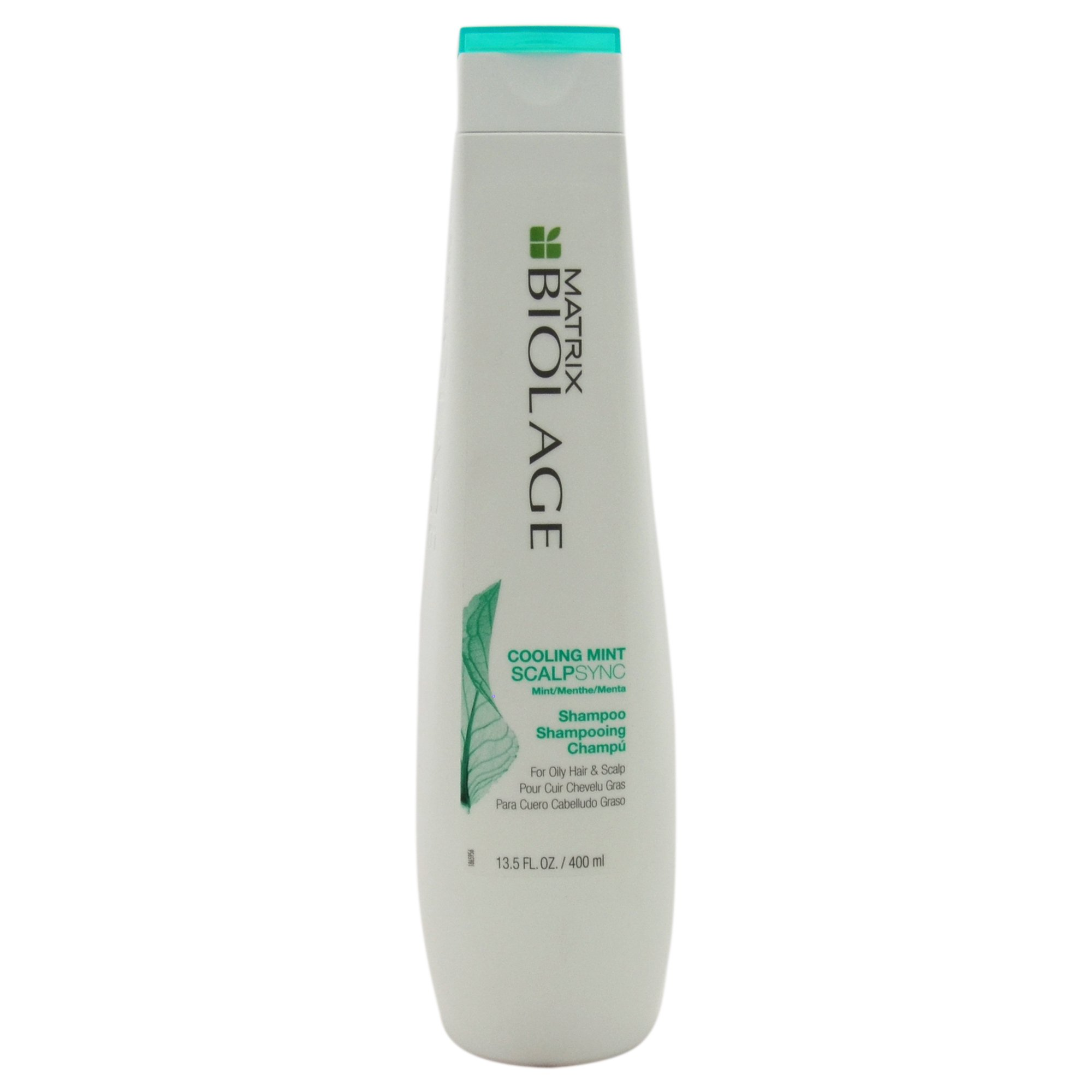 Matrix Unisex Biolage Scalpsync Cooling Mint Shampoo, 13.5 Ounce