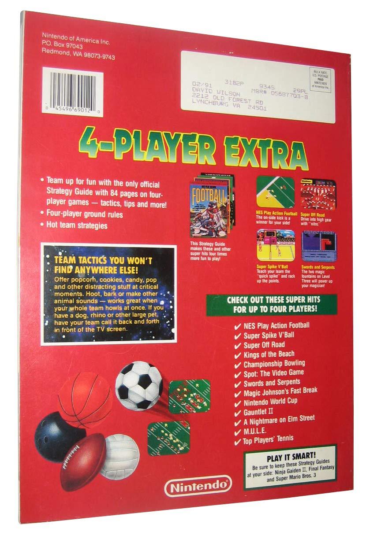 Official Nintendo Nintendo Power, Guía de Estrategia 1990 ...
