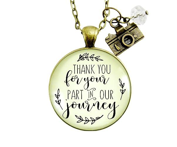 Amazon 36 Wedding Photographer Gift Necklace Thank You For