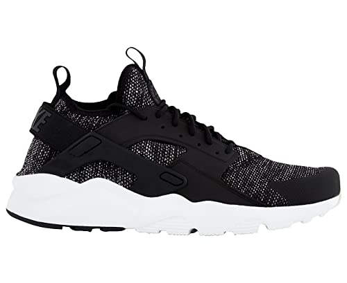 081dde30f329 Nike Men s Air Huarache Run Ultra Breathe Shoe Black Black Summit ...