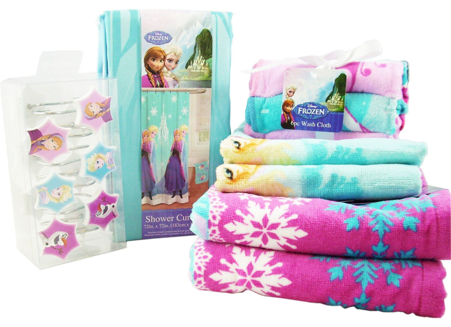 Disney Frozen 23 Piece Bath Set by Disney