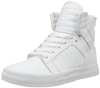 2ff80719fe Supra SKYTOP Unisex-Erwachsene Hohe Sneakers: Amazon.de: Schuhe ...