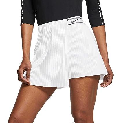 Nike W Nkct Slam Victory Skrt Ln Nt Falda Mujer: Amazon.es
