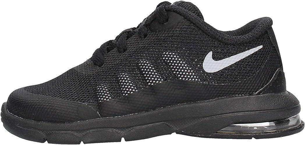 Nike Air Max Invigor TD Sneaker Nera da Bambino 749574 003