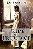 Pride and Prejudice (Classic Illustrated Edition)