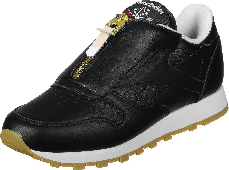 Reebok Club C 85 Zip Trainers Black