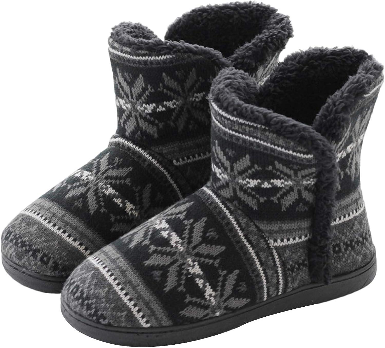 Slipper Boots for Women Men House