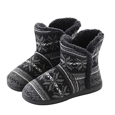 181bdcc88 Image Unavailable. Image not available for. Color: Slipper Boots Women ...