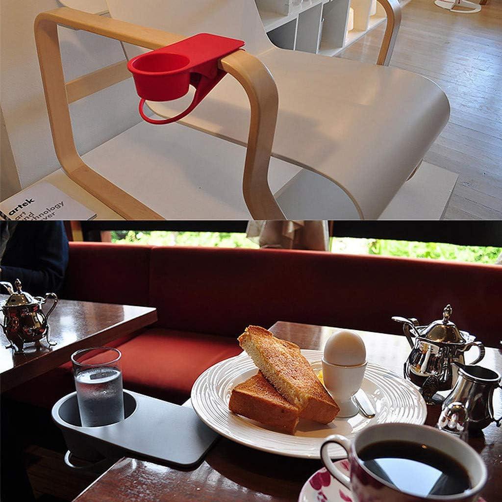 Bellellove Getr/änkehalter Clip Neue Getr/änkehalter Clips zum Tisch Schreibtisch Laptop Kaffee Getr/änkehalter Clip