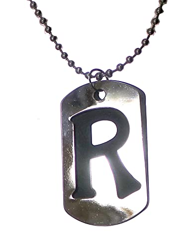 Modish look r name steel locket with chain amazon jewellery modish look r name steel locket with chain thecheapjerseys Gallery
