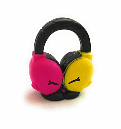Amazon.com  Shopkins Season 7 Harley Headphones Special Edition  7 ... 3c4ca2a4f1d9