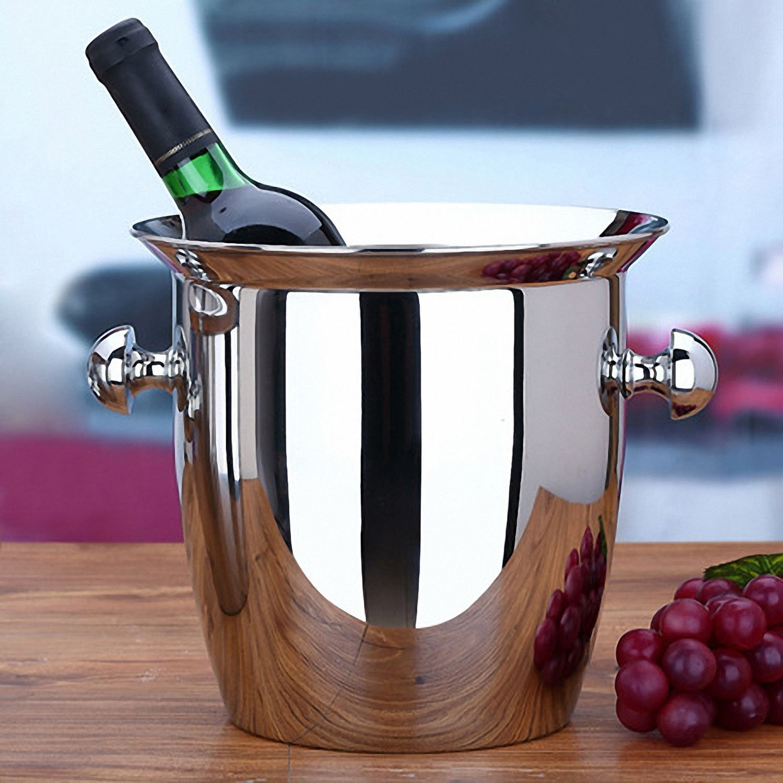 Magicpro prenium stainless Ice Bucket , 4 L