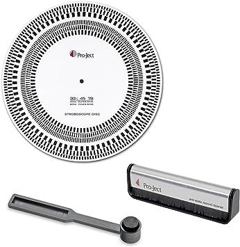 Pro-Ject Vinyl Maintenance Kit w// Brush-It Record Brush /& Clean-It Stylus Brush