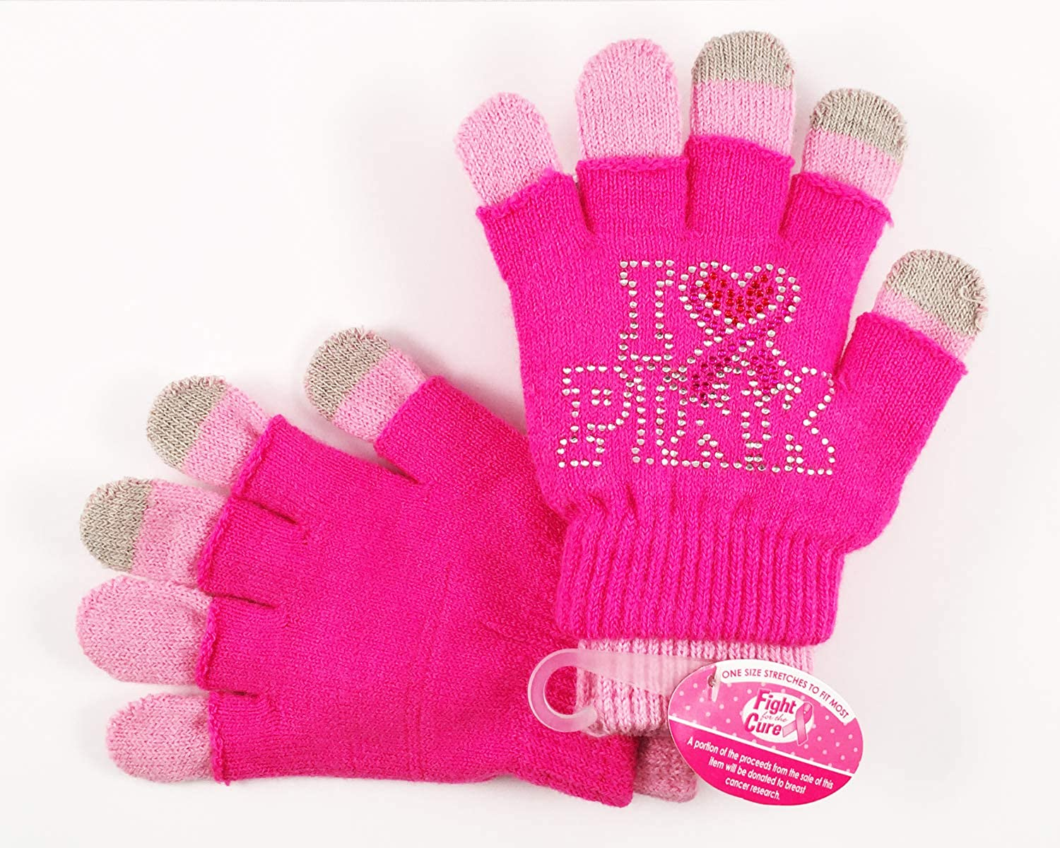 Right! pattern for breast cancer symbol mittens remarkable
