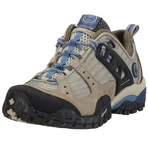 Timberland Womens Trailscape Vented Shoes Brown: Timberland