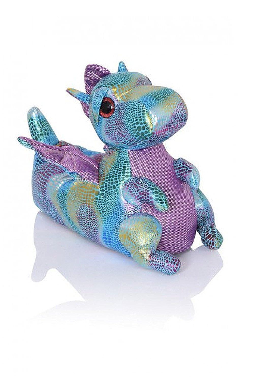 Boys Girls Novelty 3D Soft Animal Slippers