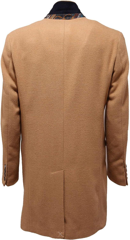 OFFICINA36 1225AC Cappotto Uomo Faro Chestnut Jacket Coat Men Chestnut p9OJQ